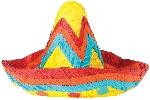 Piñata de Sombrero - 43cm de ancho