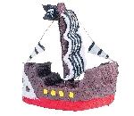 Piñata de Barco Pirata - 40cm de alto