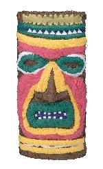 Piñata de Tiki - 45cm de alto