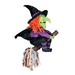 Piñata de bruja de Halloween - 56cm