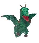 Piñata de Dragón - 78cm de alto