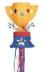Piñata de Tirar de Trofeo
