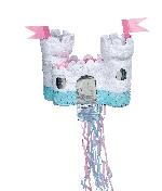 Piñata de tirar de Castillo