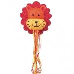 Piñata de tirar de León