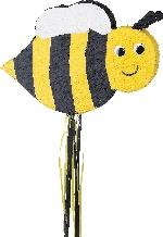 Piñata Bumble Bee Pull