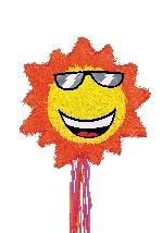 Piñata de tirar de Sol