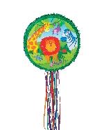 Piñata Wild Kingdom Pull
