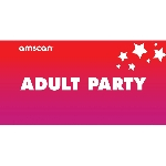 Terjetas Adult Party Point of Sale 2ft/61cm x 1ft/30cm