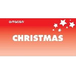 Terjetas Christmas Point of Sale 2ft/61cm x 1ft/30cm