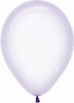 Globo Latex R12 Sempertex Cristal Pastel Lila 30cm