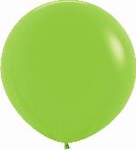 Globo Latex R24 Sempertex Neon Verde 60cm