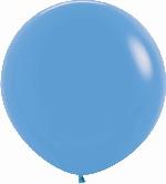 Globo Latex R24 Sempertex Neon Azul 60cm