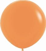 Globo Latex R24 Sempertex Neon Naranja 60cm