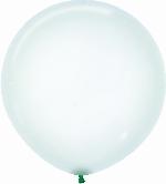 Globo Latex R24 Sempertex Cristal Pastel Verde / 60cm