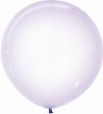 Globo Latex R24 Sempertex Cristal Pastel Lila / 60cm