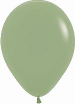 Globo Latex R5 Sempertex Fashion Solido Eucalipto 13cm