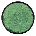 Pintura para el rostro Snazaroo de escarcha brillante color verde eléctrico - 18ml