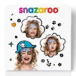 Mini kit Snazaroo de pintura para el rostro de pirata