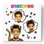 Mini Kit Snazaroo de pintura para el rostro de tigre
