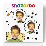 Mini Kit Snazaroo de pintura para el rostro de polluelos