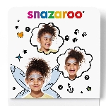 Mini kit de Snazaroo de pintura para el rostro de hada de las nieves