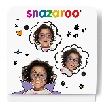 Mini Kit Snazaroo de pintura para el rostro de bruja