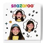 Mini Kit Snazaroo de pintura para el rostro de festival