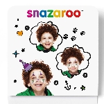 Mini kit de pintura para el rostro de Jester Snazaroo