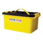 Caja de almacenamiento para pinturas de rostro Snazaroo